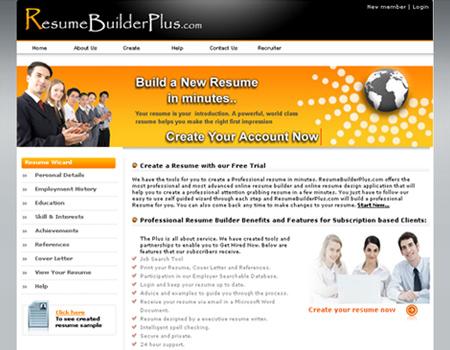 ResumeBuilderPlus.com