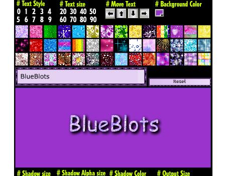 22 Free Web-Based Logo Creator Tools - blueblots com