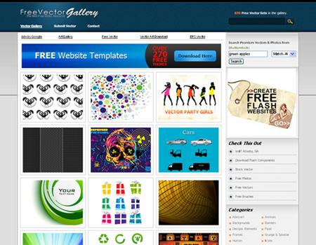 Free Vector Gallery