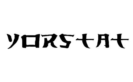 yorstat font