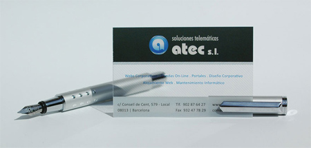 Atec S.L. BusinessCard