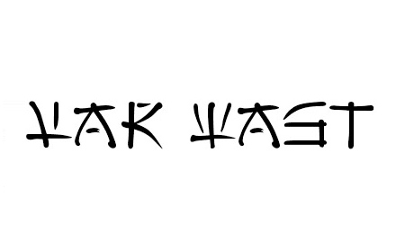 Far East font
