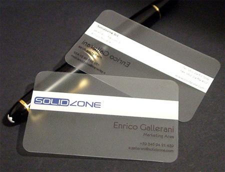 5 Websifu Transparent Business Cards