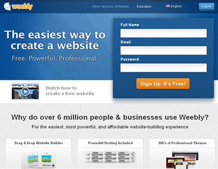 24 useful websites to help you create your own website Start my own website