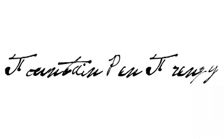Fountain Pen Frenzy Font