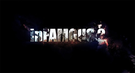 "Create a Grungy Style Text Effect Inspired by ""Infamous 2"