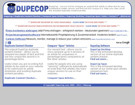 dupecop