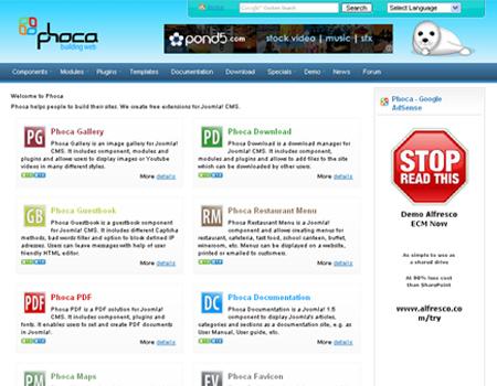 phoca documentation