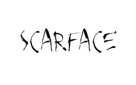 scarface free font