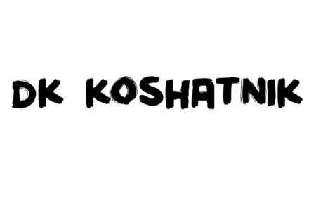 DK Koshatnik font