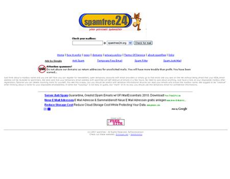 spamfree24