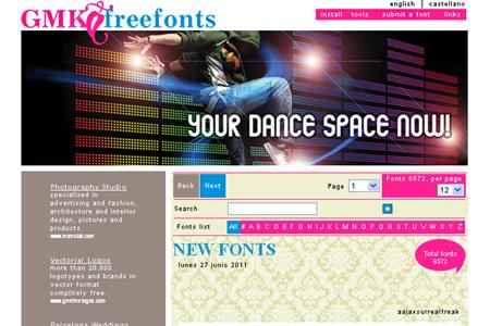 GMK Free Fonts