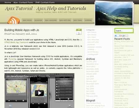 AjaxTutorial.net