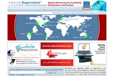 InternetSupervision.com - URL Check