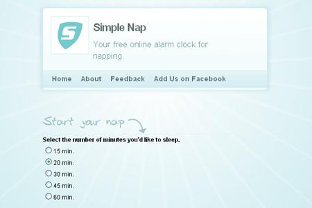 simple nap