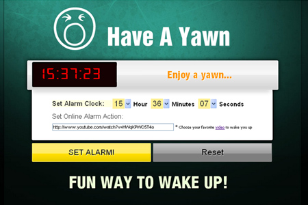 Online Alarm Clock - Fun Way To WAKE UP!