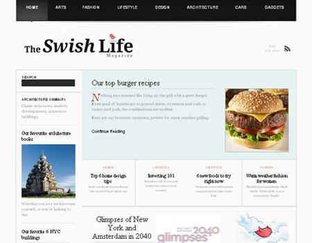 The Swish Life Magazine