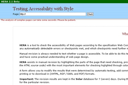 Accessibility with Style