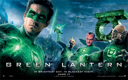 Ryan Reynolds in Green Lantern Wallpaper 4