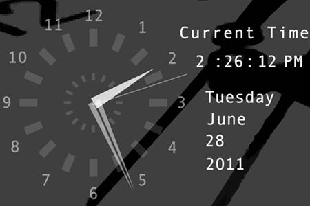 avnoy flash alarm clock