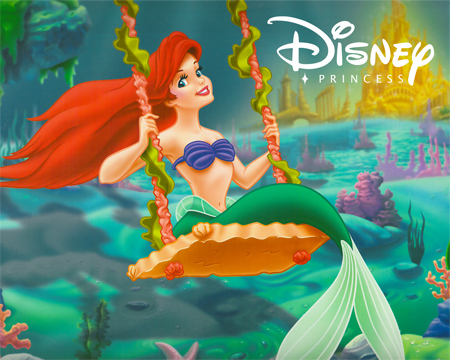 Ariel - Disney Princess