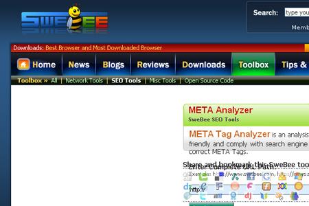 SweBee - META Analyzer