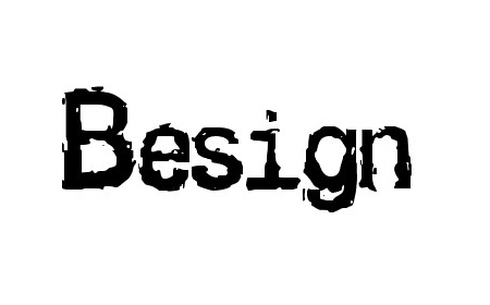 Besign font