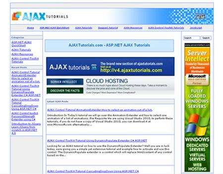 ajaxtutorials.com