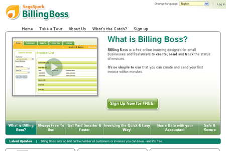 Dock Receipt  Invoicing Applications That Are Of Great Help To Freelancers  Negotiable Warehouse Receipt with Hvac Invoice Template Word Billing Boss Is A Free Online Invoicing Tool Which Allows You To Create And  Send Invoices To Your Client And Receive Payment Online Exchange Without Receipt