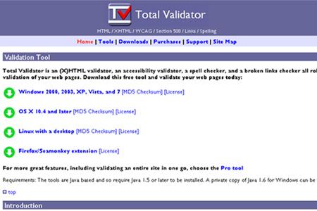 Total Validator