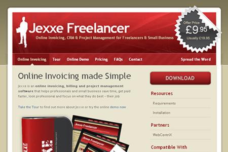 jexxe freelancer