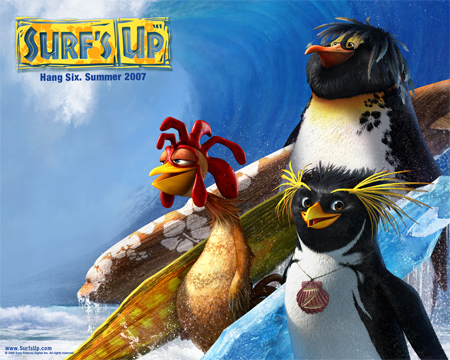Surfs Up wallpaper