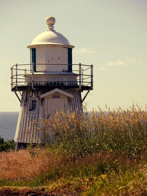 The Wooden Lighthouse