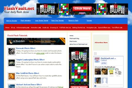 FlashVault.net