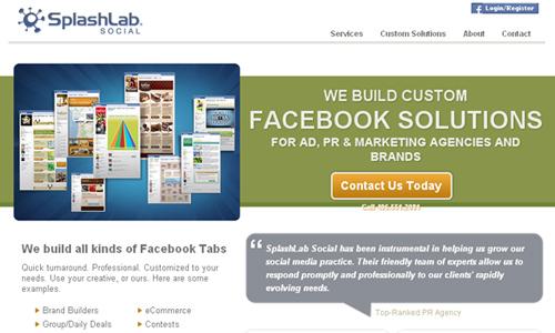 splashlab social