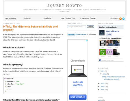 jQuery How To