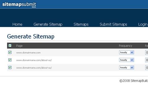 Google Sitemap Generator Xml Site Map Creator Autos Post
