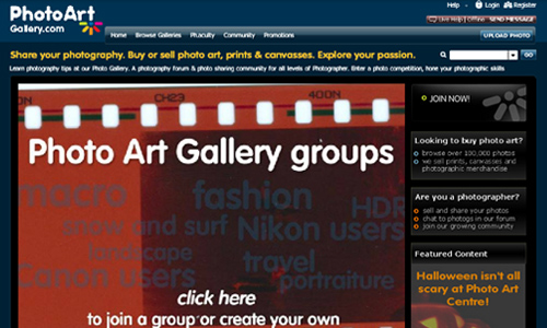 23 websites to sell your photos online for Best place to sell your art online