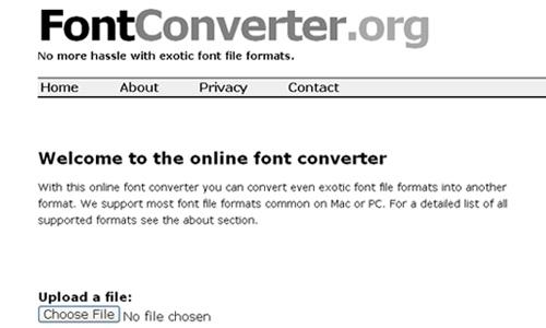 fontconverter.org