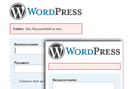 wordpress login sicherheit plugin