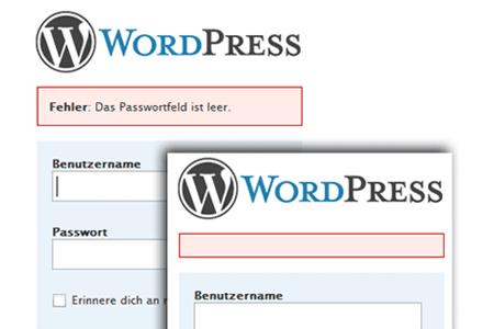 wordpress login sicherheit plugin