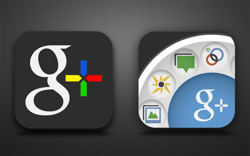 Google+ for iOS Concept
