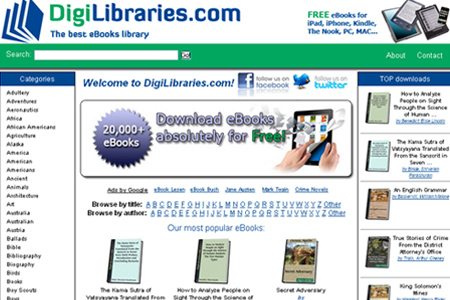 how to download ebook from website