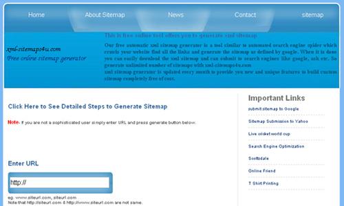 xml-sitemaps4u.com