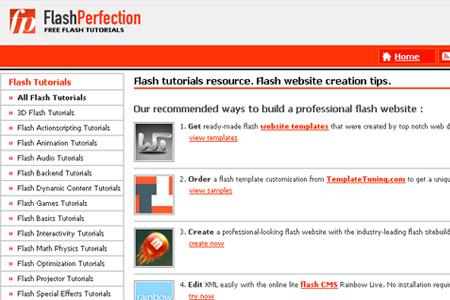 flash websites 21 helpful websites to learn flash and actionscript blueblotscom