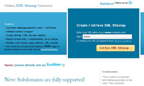 xml sitemap generator for wordpress no xml maps genetrated help