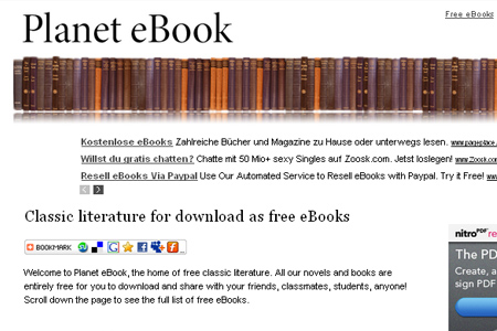 planet ebook
