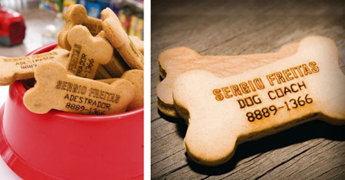 Dog Treat Cards