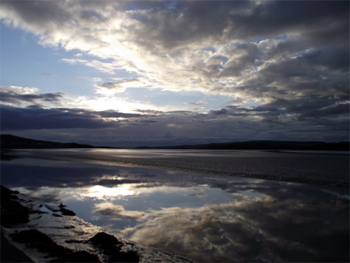 Sky at Sandside