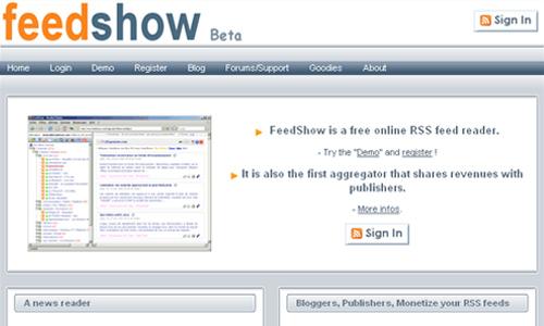 feedshow